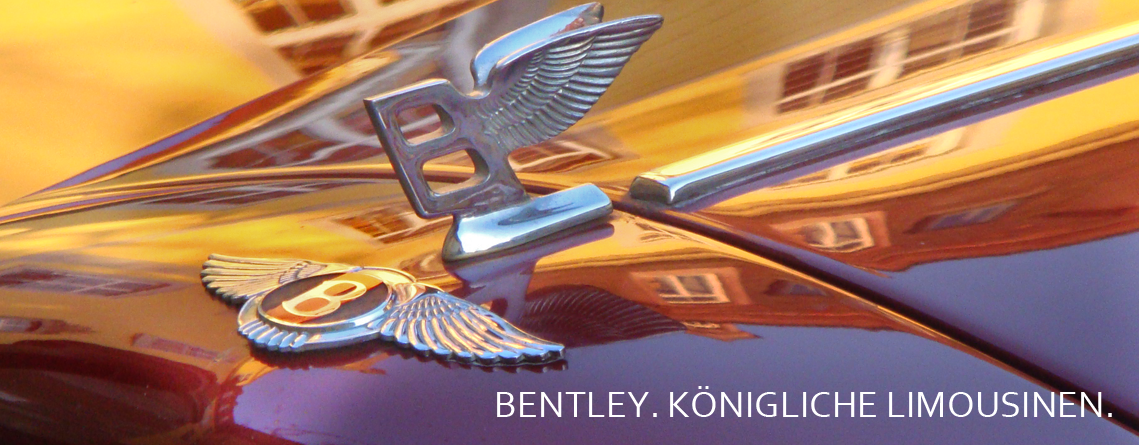 Bentley. Königliche Limousinen